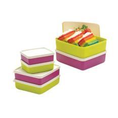 Jual Tupperware Healthy Buddy Set Satu Set