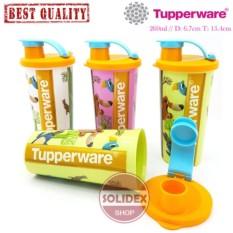 Tupperware Hide and Seek Fun Tumbler 260ml 1pcs warna acak