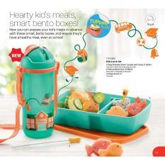 Tupperware Kids Lunch Set - Paket Bekal Makan