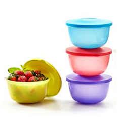 Tupperware Lollita Bowl (4)