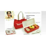 Spek Tupperware Lunch Keeper Set With Bag Tupperware