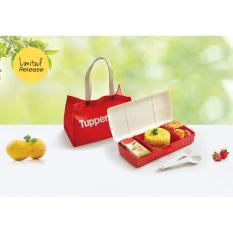 Harga Tupperware Lunch Keeper Set With Bag Limited Edition Online