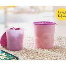 Tupperware Maxi Canister 2 pcs/set