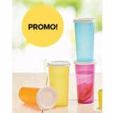 Jual Tupperware Medium Tumbler 4Pcs Tupperware