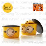 Tips Beli Tupperware Minion Google Canister 1Pcs Toples Yang Bagus