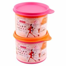 Diskon Tupperware Miss Belle Compact Canister Toples Kecil Lucu Tupperware Jawa Barat