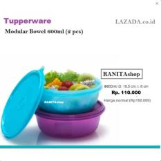 Tupperware Modular Bowl  2PCS
