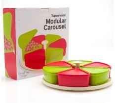 Iklan Tupperware Modular Carousel Tempat Kue Putar