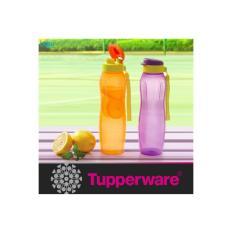 tupperware new eco bottle botol minum terbaru cowok cewek unik 2 pcs