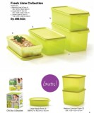 Harga Tupperware New Fresh Lime Collection Baru
