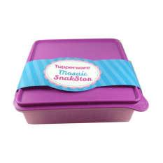 Cuci Gudang Tupperware New Snak N Stor