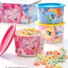 Tupperware pony  Canister - 3 pcs/set