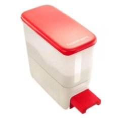 Tupperware Rice Smart 10Kg Merah Asli