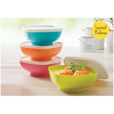 Ulasan Tupperware Serve It Bowl