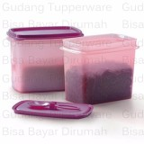 Daftar Harga Tupperware Shelf Saver 2Pcs Ungu Tupperware