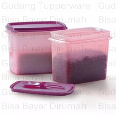 Tupperware Shelf Saver 2pcs - Ungu