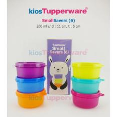 Tupperware Small Saver Wadah Kecil Lucu Toples Mangkok Bowl
