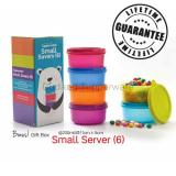 Beli Tupperware Small Server 6Pcs Warna Warni Cicilan