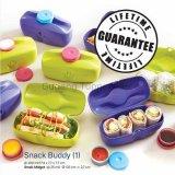 Spesifikasi Tupperware Snack Buddy Hijau Tempat Snack Serbaguna Dan Harganya