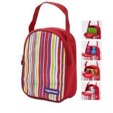 Stripes Pouch - Tas Bekal dan Botol