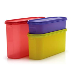 Harga Tupperware Super Oval Set 3Pcs Lengkap