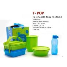 Tupperware T Pop - dapat 1 set