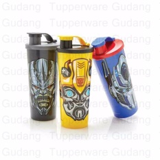 Tupperware Transformer Tumbler 3pcs LImited Edition