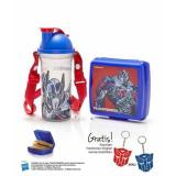 Beli Tupperware Transformer Lunch Set 2 Pcs Set Free Keychain Cicil