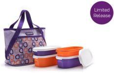 Beli Tupperware Treasure Set Lunch Box Set Pake Kartu Kredit