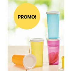 Tupperware Tumbler 350 mL  - 4 pcs