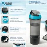 Harga Tupperware X Treme Bottle 600Ml Botol Minuman Hitam Tupperware Dki Jakarta