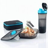 Ongkos Kirim Tupperware X Treme Meal Box Set Di Indonesia
