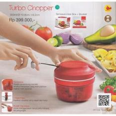 Turbo Chopper Tupperware - 7Earnx