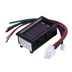 Two In One VA LED Digital Measuring Instrument 10A DC 100V Multimeter - intl