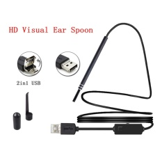 Jual Ubest Usb Ear Cleaning Endoscope Visual Earpick With Mini Camera Ear Cleaning Tool For Uk Royal Intl Murah Di Tiongkok