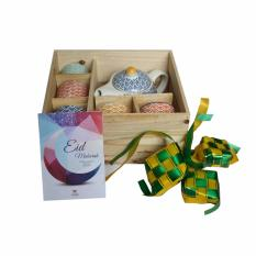 Promo Uchii Parcel Tea Coffee Pot Edisi Lebaran Paket Hampers Gift Box Uchii
