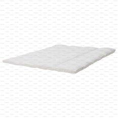 Beli Ukuran Singgle Single Topper Hotel Bed Mattress Matras Top Pad Protector Cover Pelindung Spring Bed Ranjang Kasur Springbed Pakai Kartu Kredit