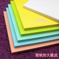 Ukuran warna DIY stempel karet stempel karet bata