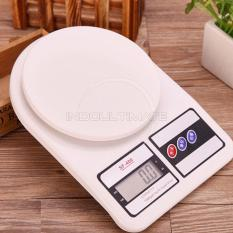 Promo Ultimate Timbangan Dapur Digital Sf 400 Electronic Kitchen Scale Timbangan Kue Hl Td 01 Free 2Pc Baterai Aa Di Indonesia