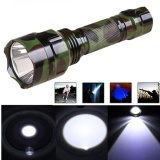 Jual Ultrafire 2600Lm Taktis C8 Cree Xm L Xml T6 Led Senter Torch Dengan Bracket Intl Not Specified Branded