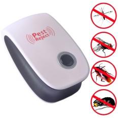 Ultrasonik Electronic Home Anti Nyamuk Tikus Tikus Serangga Hama Bug Control Repeller EU Plug-Intl