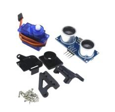 Review Pada Modul Ultrasonik Hc Sr04 9G Sg90 Servo Motor Fpv Yang Didedikasikan Nylon Ptz For Arduino Kit