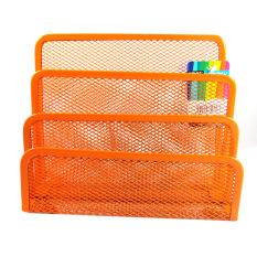UMOE LS6901 Letter Shelf Rak Surat - Orange