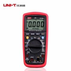 Ulasan Lengkap Tentang Uni T Ut139C 5999 Count True Rms Lcd Digital Auto Range Multimeter Ad Dc Voltage Current Tester Dengan Resistance Capacitance Ncv Test Dan Pengukuran Suhu Oleh Uni T Intl