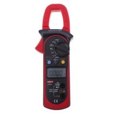 UNI-T UT203 Digital Display aC/DC Clamp Multimeter arus Tegangan Meter-Internasional(Red)