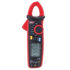 Jual Cepat Uni T Ut210D Digital Ac Dc Voltage Resistance Capacitance Clamp Meter Multimeter Pengukuran Suhu Auto Range Intl