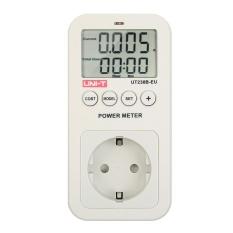 Uni T Ut230B Seri Lcd Plug In Konsumsi Energi Meter Voltage Current Biaya Frekuensi Faktor Daya Monitor Co2 Emisi Deteksi Eu Plug Intl Di Tiongkok