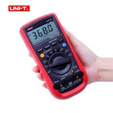 Spek Uni T Ut61C Digital Multimeter Rs232 Pc Menghubungkan Data Menghitung Diode Suhu Penguji Lcd Lampu Latar Internasional Uni T