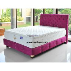 Uniland Platinum Double Pillowtop Violetta 200x200 Komplit Set