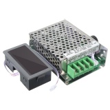 Tips Beli Universal 30A Dc12 80V Pwm Hho Rc Motor Speed Regulator Controller Dengan Switch Intl